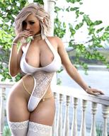 3d big_breasts big_penis blonde_hair breasts cheyenne_(smz-69) dickgirl erection futa_only futanari large_breasts looking_at_viewer penis penis_under_clothes smz-69 solo thighhighs // 1200x1500 // 287.1KB