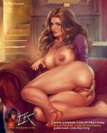 anal_masturbation big_tits brunette fingering harry_potter hermione_granger large_boobs large_tits looking_at_viewer lying_down partially_clothed solo // 886x1104 // 151.0KB